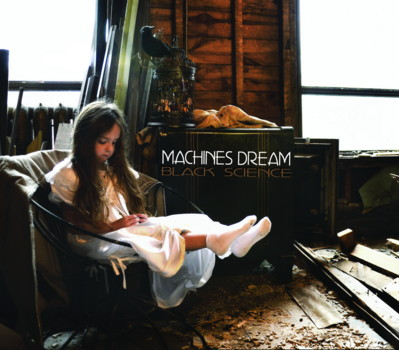 Machines Dream Black Science Cover